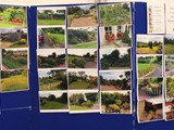 Display of photographs of Gardens Judged (1)