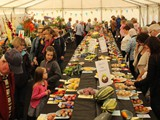 Exhibition Marquee Cut flowers, Fruit & Veg (2)