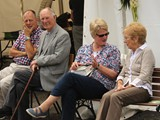 Members of the public enjoying the show (2)