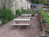 Picnic Area in The Walled Garden